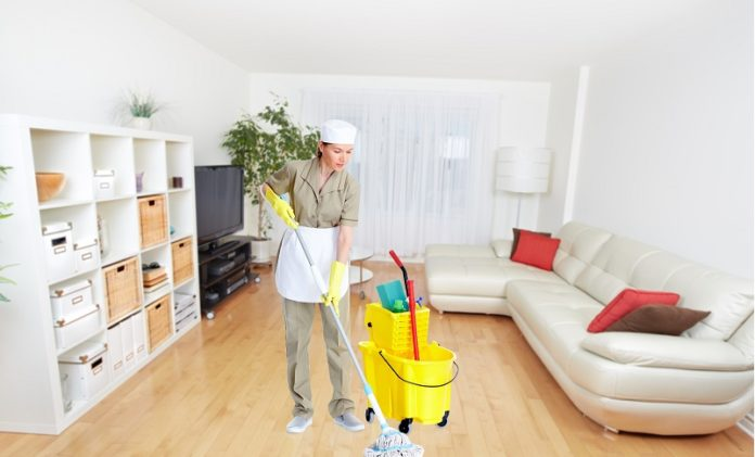 House Cleaning idea