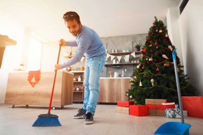 Holiday Season Home cleaning